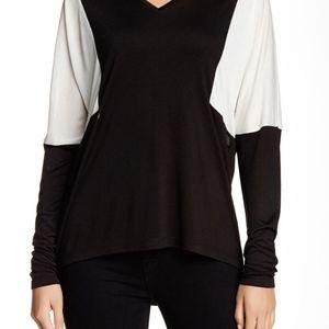 Vince color block sweater